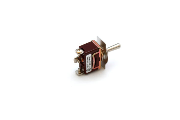 ON-OFF-ON Toggle Switch 3 Pole