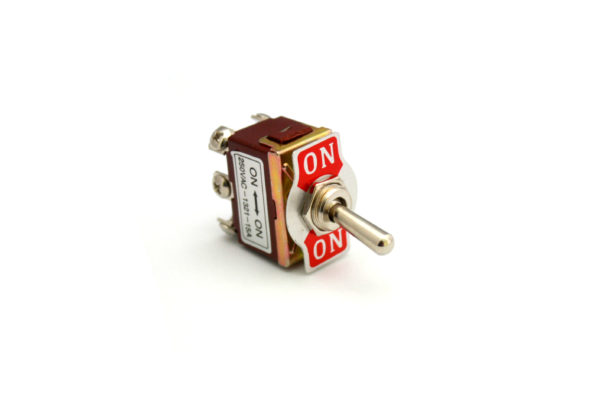 1321 ON-ON 6Pole Toggle Switch