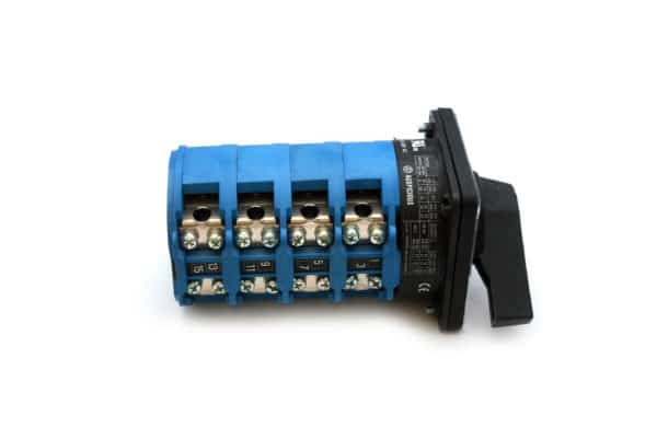 A1002A 100Amp 4 Pole ON-OFF Rotary Cam Switch