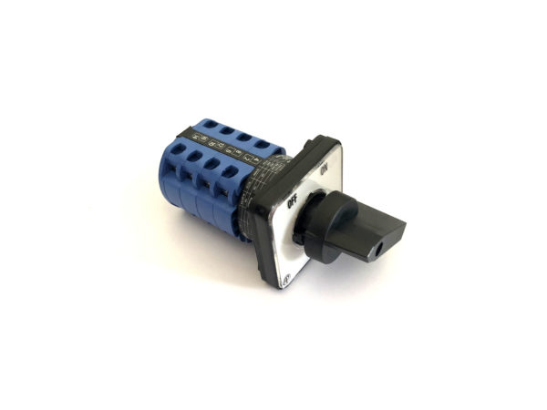 A204 20A 4P ON-OFF Cam Switch