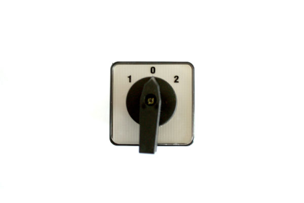 A218 20Amp 2 Pole 1-0-2 Changeover Cam Switch