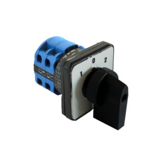 A218 20Amp 2P 1-0-2 Changeover Cam Switch