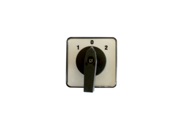 A219 20Amp 3 Pole 1-0-2 Changeover Cam Switch