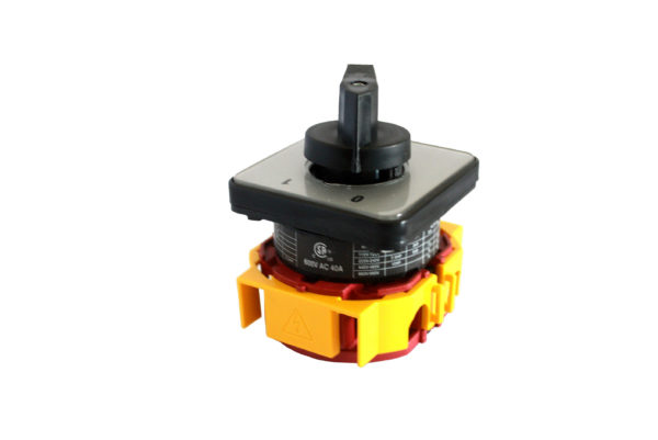 A301 32A 2P ON-OFF Rotary Switch