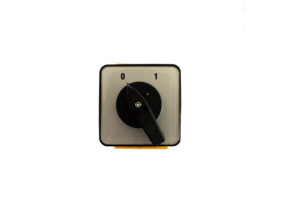 A601A 63A 2P ON-OFF Rotary Switch