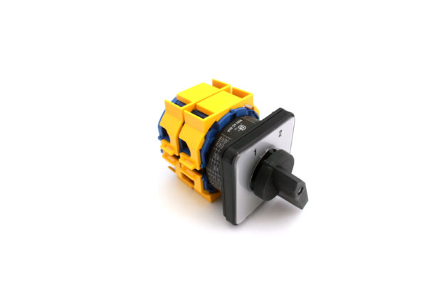 A614 63A 2P 1-2 Rotary Cam Switch