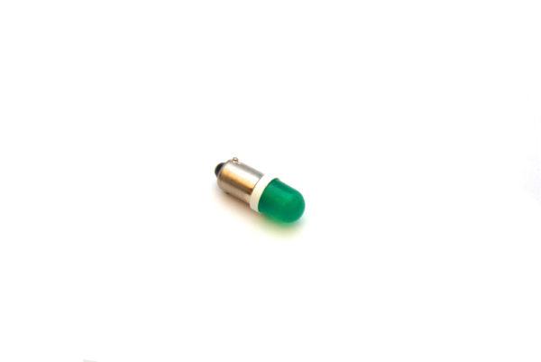 S9 Ba9s LED Bulb Green