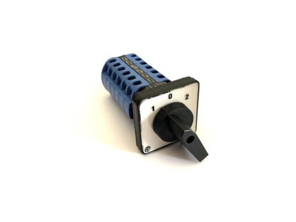 C042 20Amp 6 Pole Changeover Switch