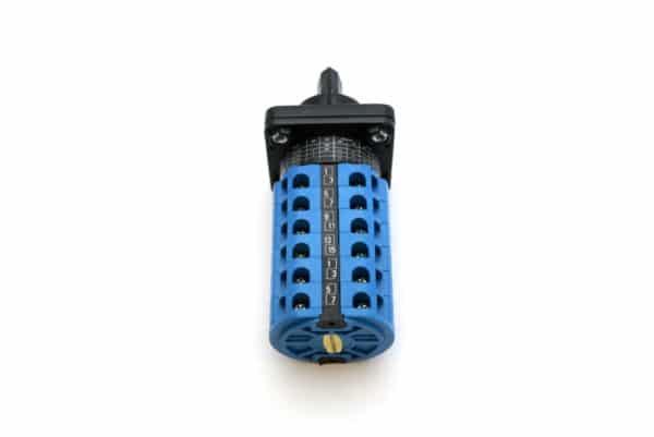 C100 01234 20A 3P Multi Step Cam Switch
