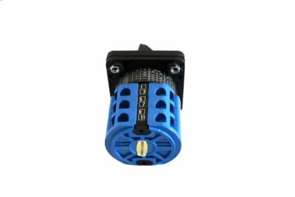 C105 0123456 20A 1P Multi Step Cam Switch