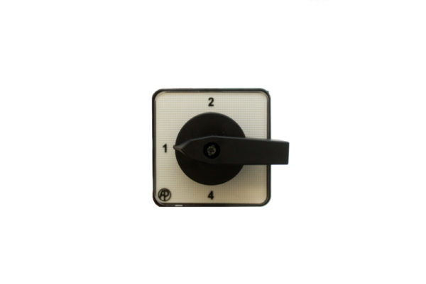 C121 1234 20A 2P Multi Step Cam Switch