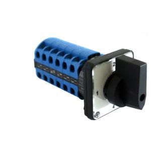 C122 1234 20A 3P Multi Step Cam Switch