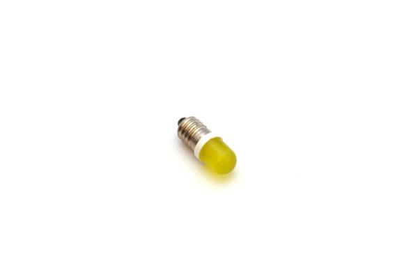 S9 E10 Base LED Bulb Yellow