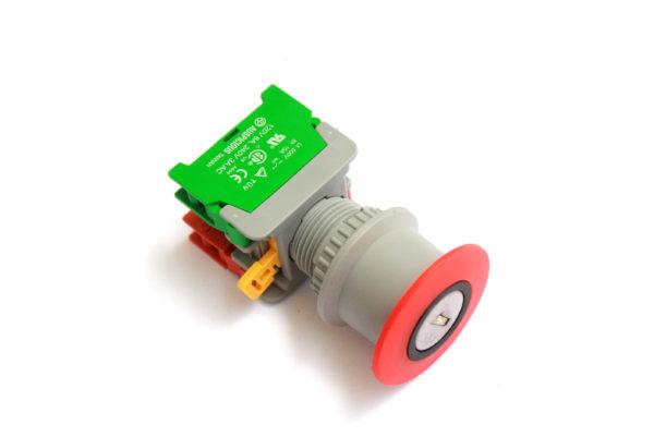 EKS22 Emergency Stop Switch with Key