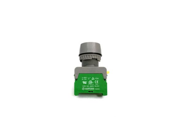 GBF22 Green Push Button