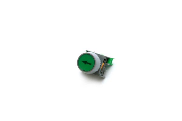 GBF22 22mm Push Button Arrow Mark