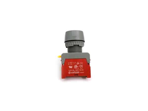 GBF22 Red Push Button