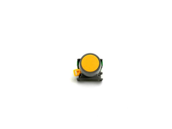 GBF22 Yellow Push Button