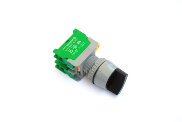 GCS22 22mm 3 Position Selector Switch