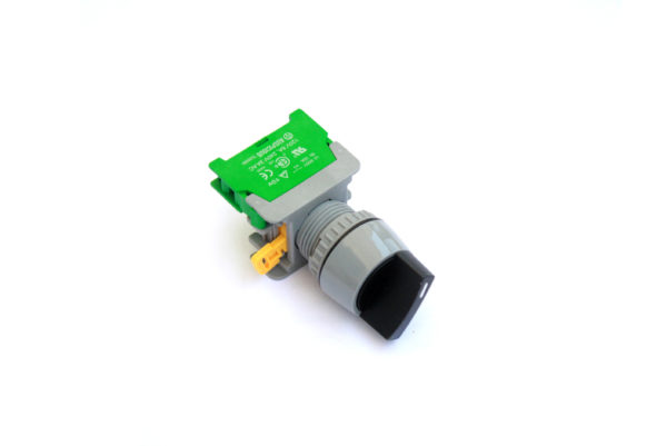 GCS22 22mm 2 Position Selector Switch