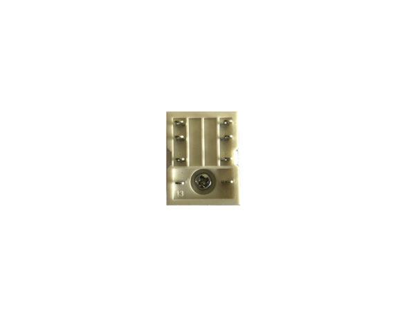 LB2HN 8Pin Blade Relay 220VAC Coil