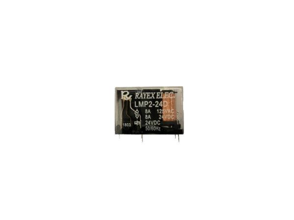LMP224D 8Pin PCB Relay 24VDC Coil