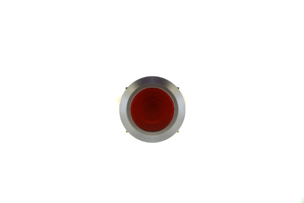 LXB30 30mm Push Button Red