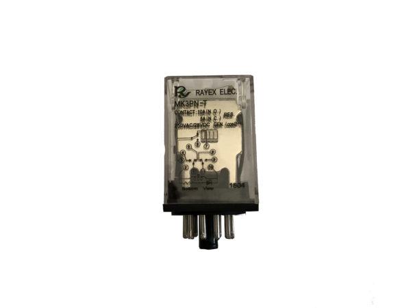 MK3PN 11Pin Round Relay 12VDC Coil