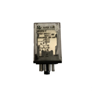 Round Pin Power Relay