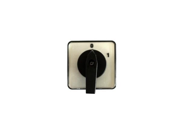 R201A 20A 2P Spring Return Cam Switch