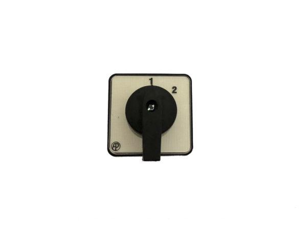 R206 1-2 Spring Return Cam Switch