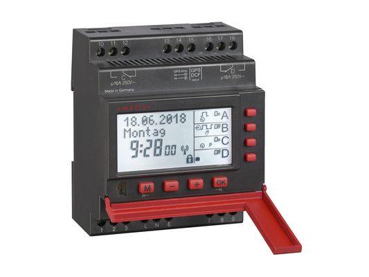 SC98.20 24VDC Digital Yearly Timer Hugo Muller