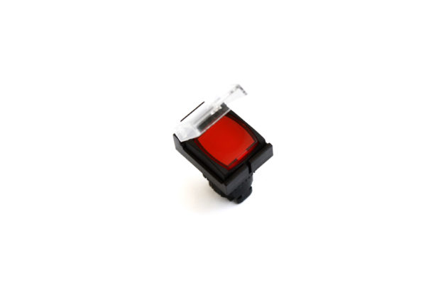 A163 16mm Push Button Cover