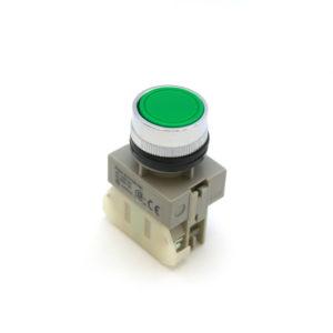 APB22-G 22mm green Push Button