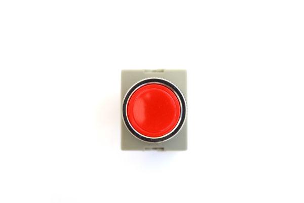 APB22-R 22mm Red Push Button