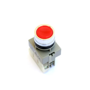 APB22-R 22mm Red Push Button