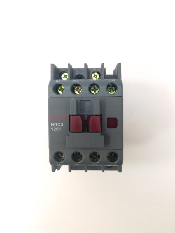 HDC312 12Amp 3Pole Magnetic Contactor