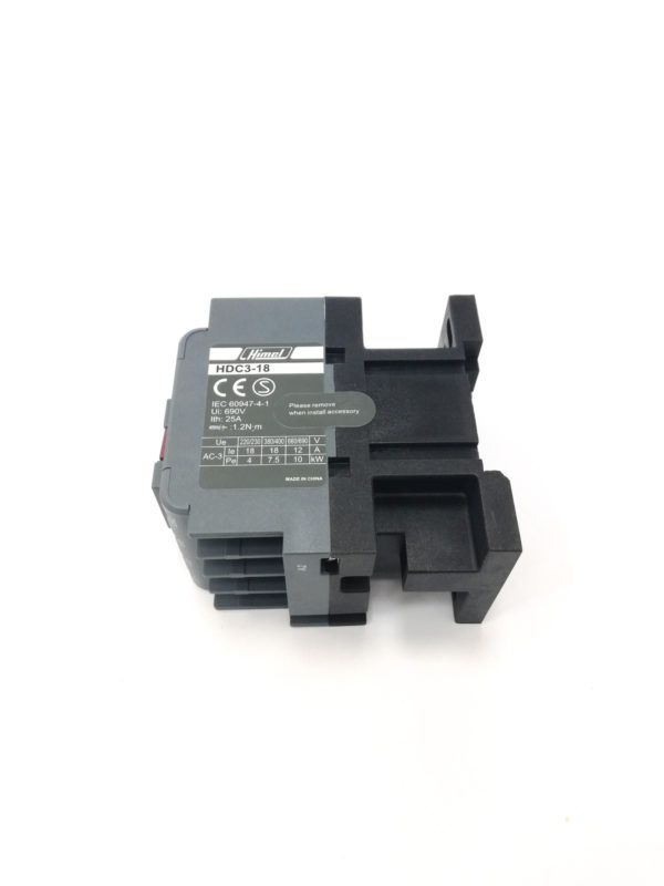 HDC318 18Amp 3Pole Magnetic Contactor
