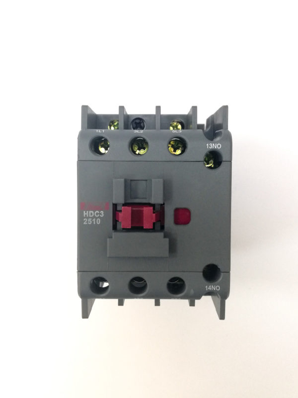HDC325 25Amp 3Pole Contactor Himel