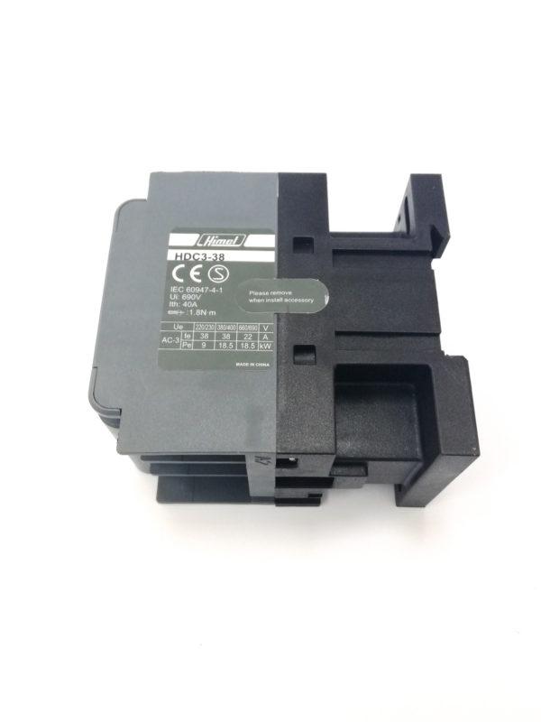 HDC338 38Amp 3Pole Contactor Himel