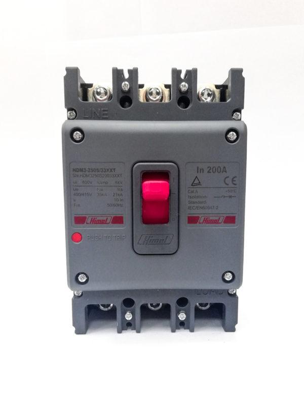 HDM3200 200A 3P MCCB Himel
