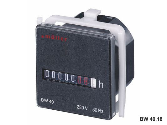 BW4018 48*48 Elapsed Time Counter