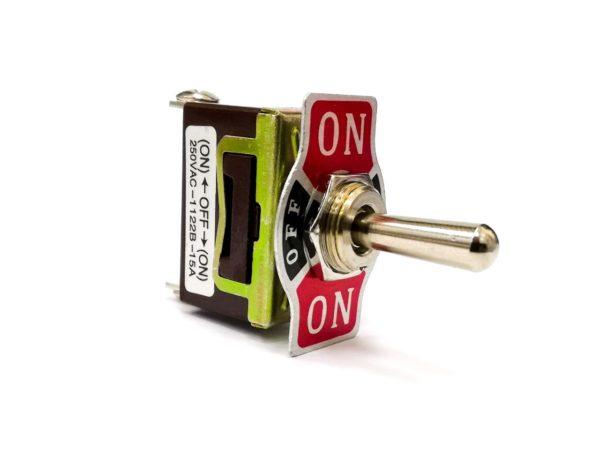 1122B Toggle Switch 3P