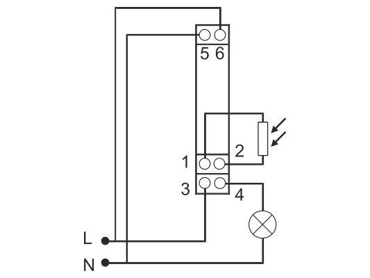 923500 Analog Twilight Switch