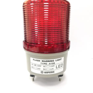 A100 Flashing Warning Light with Buzzer