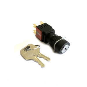 A16KSR 16mm Key Switch