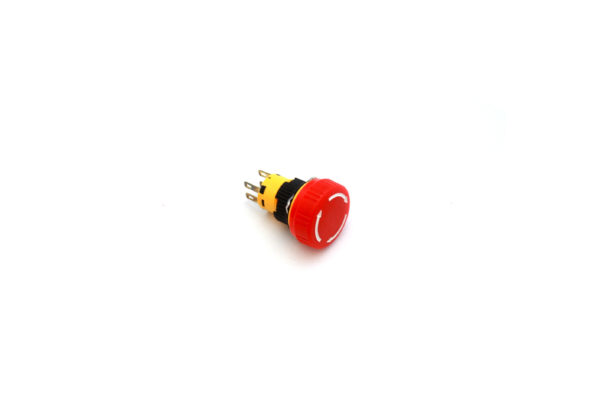 A16LMS3R 16mm Emergency Stop