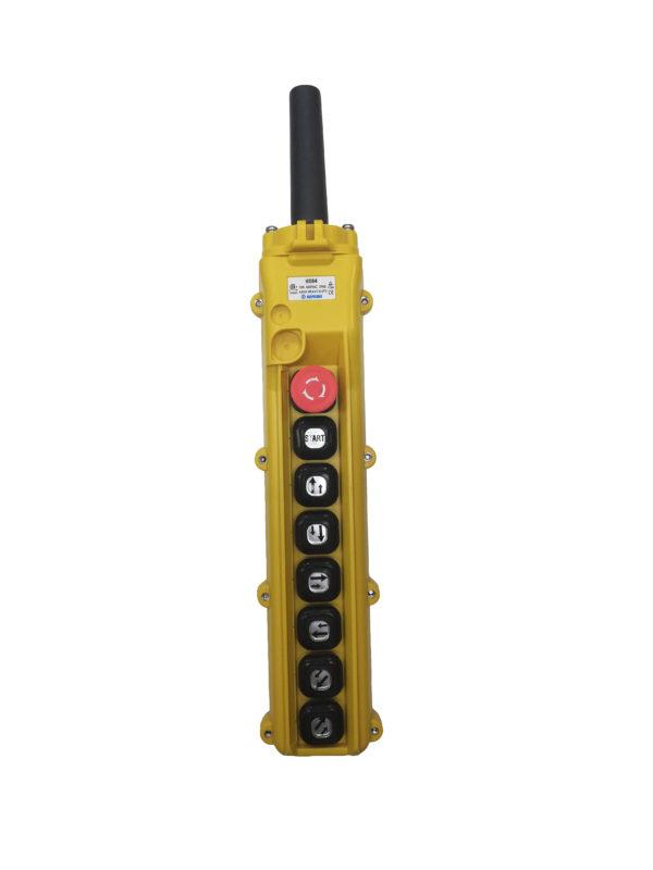 HS84 8 Button Pendant Station