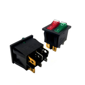 Double Rocker Switch
