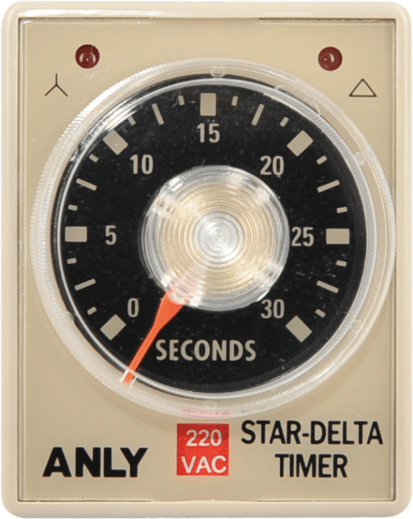 Star Delta Timer Anly